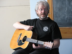Dáithí Sproule Workshop