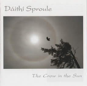 the crow in the sun by daithi sproule